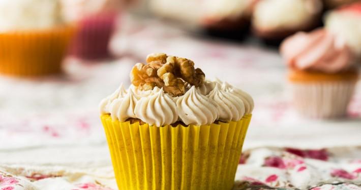 Cupcake de ratafia - Pastisseria Girona